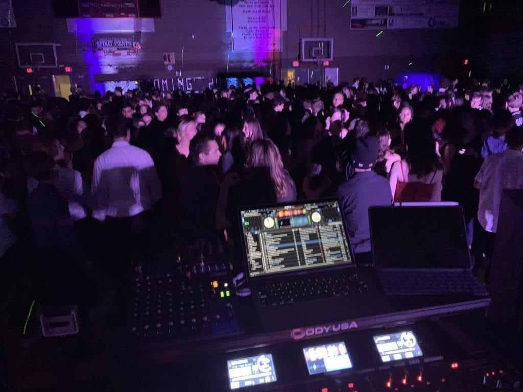 Bar and Nightclub DJ