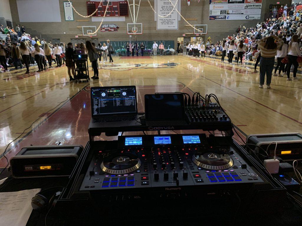 School Assembly DJ